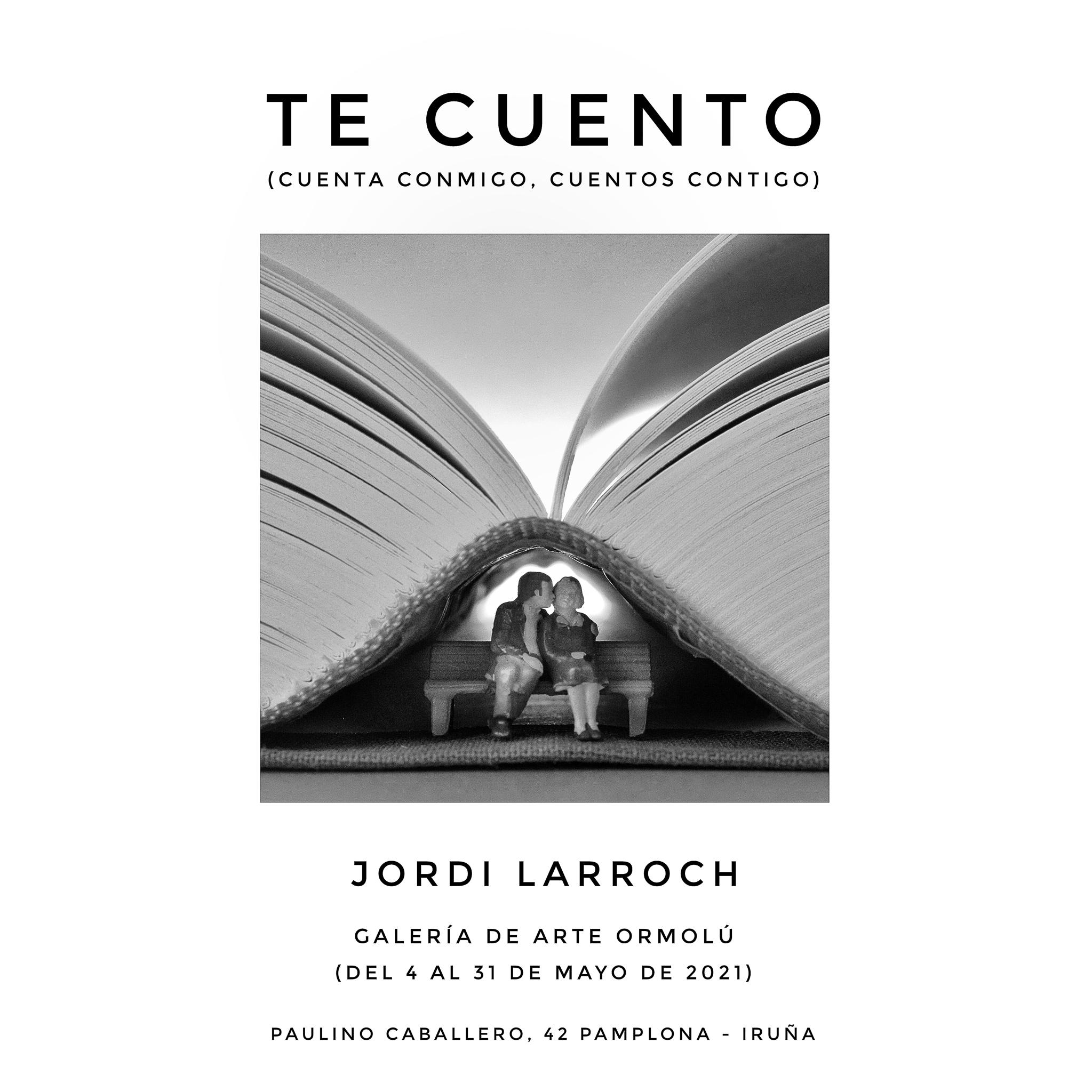 Exposición TE CUENTO (Cuenta conmigo, cuentos contigo)